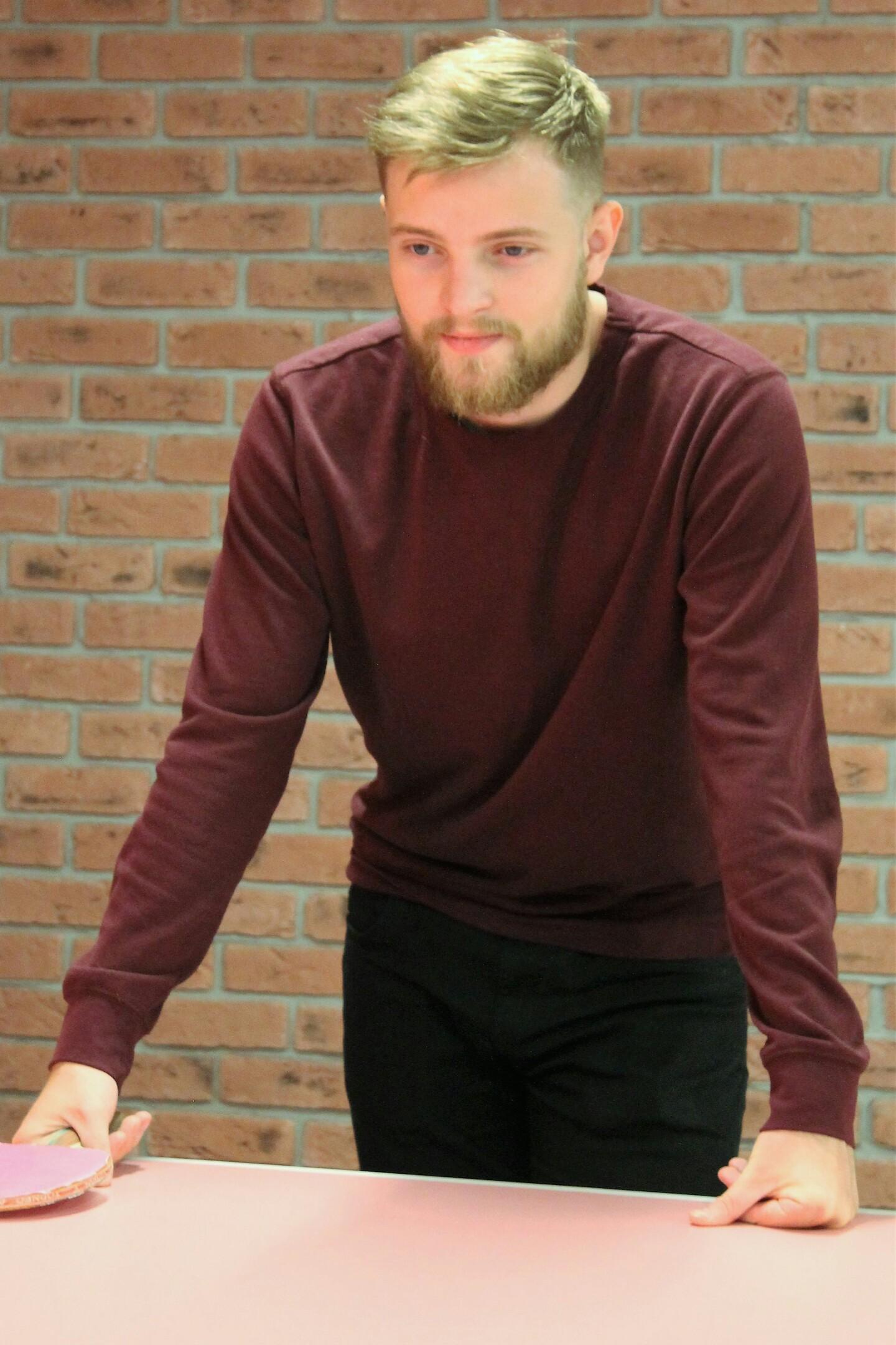 Танцевальная студия TODES – преподаватель Базунов Влад
